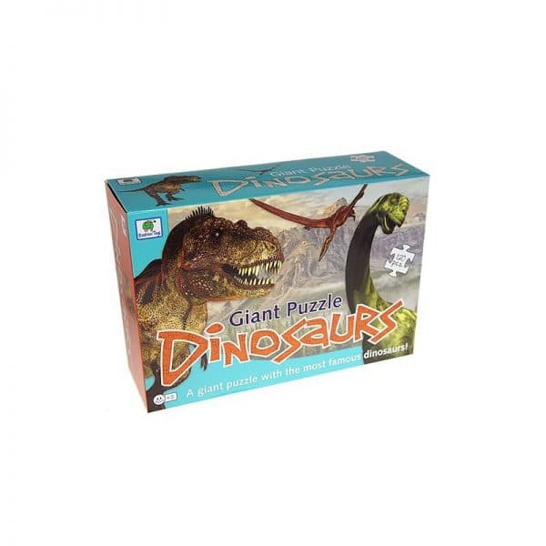 Barbo Toys Dinosaurs Giant Puzzle 5942