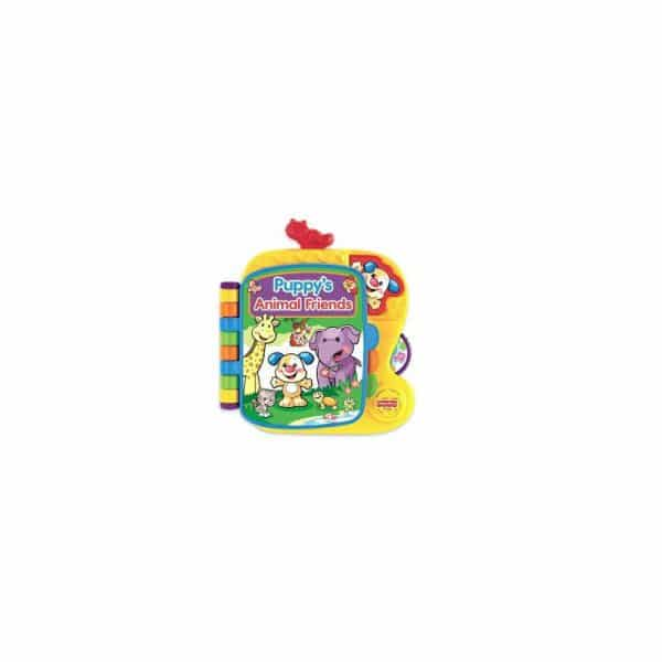 Fisher Price Laugh & Learn Puppy's Dierenvriendjes V8519
